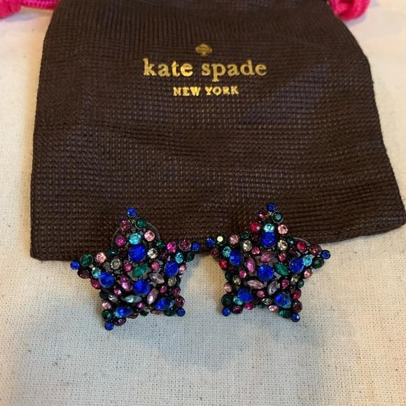 Kate Spade Bright Star Statement Studs
